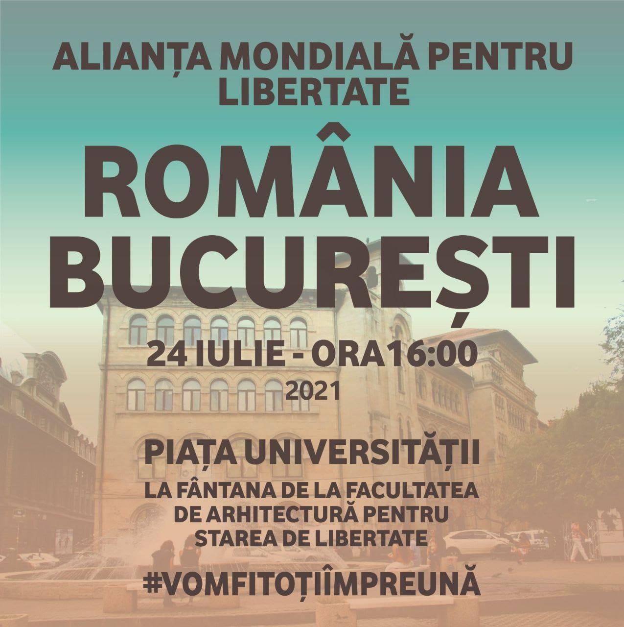 Protest 24iulie2021
